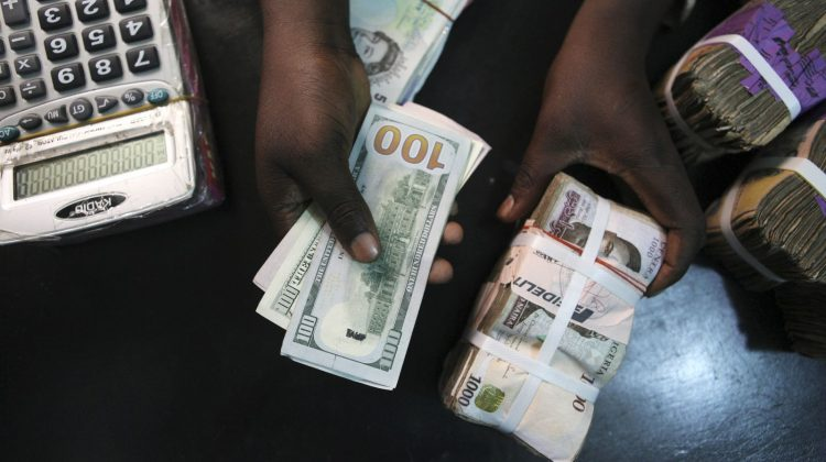naira-to-dollar